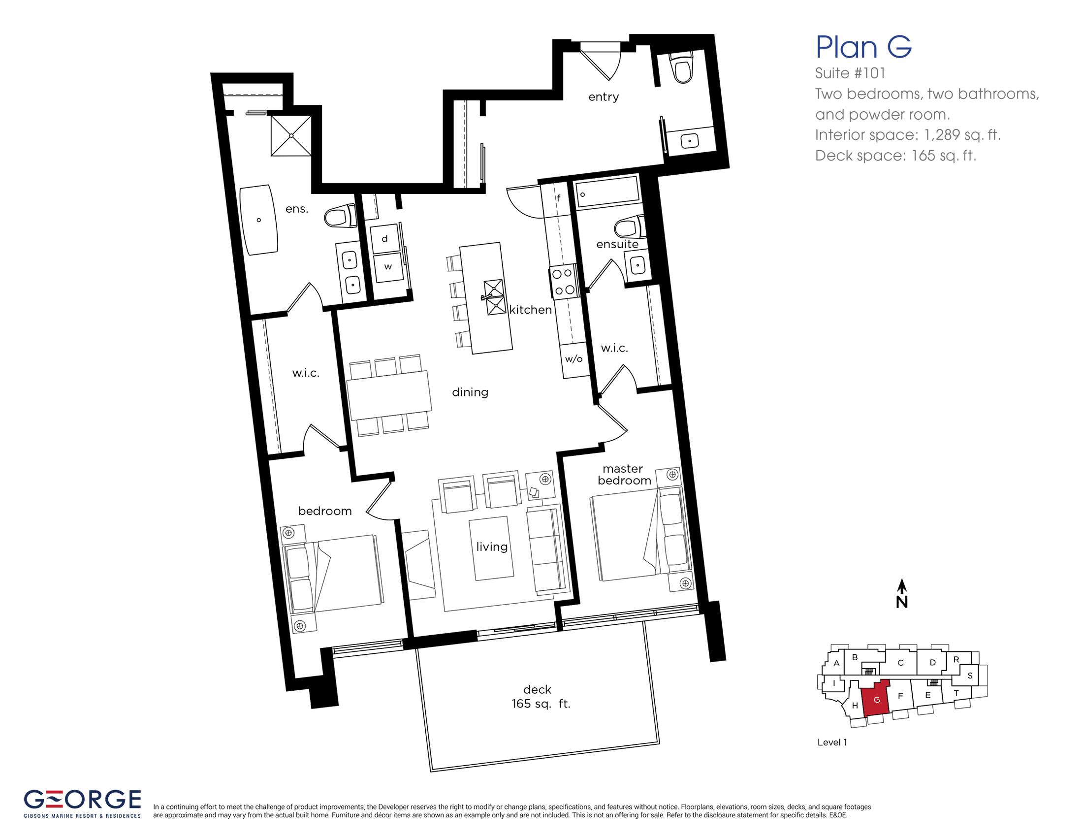 Plan-G