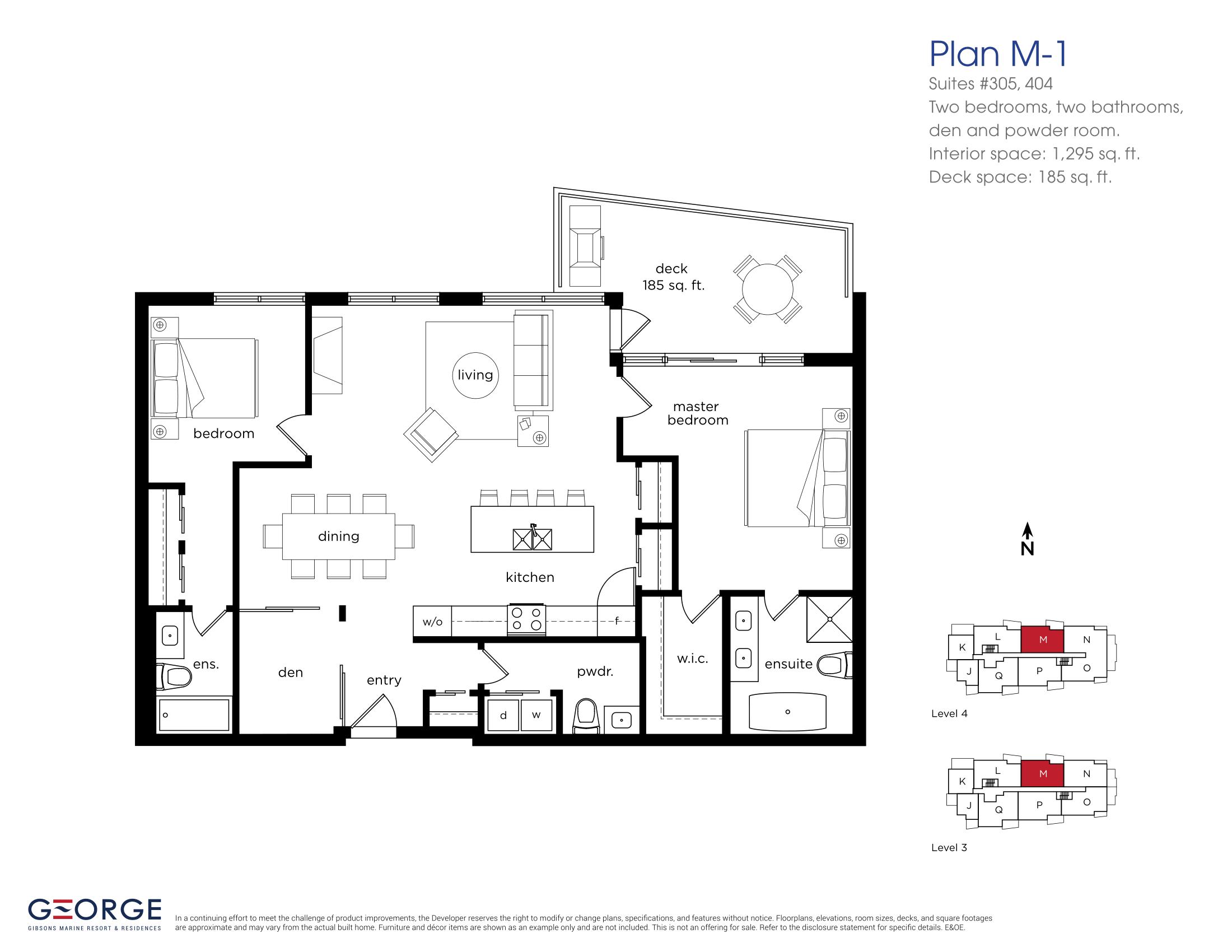 Plan M 1