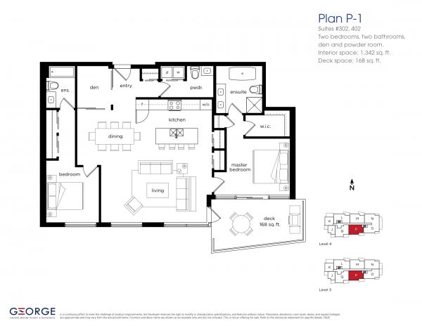 Plan P 1