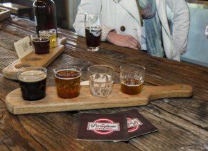 Award winning Persephone Craft Brewery